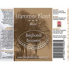 Berghoeve - Hammer Blont 20 liter