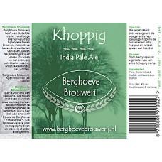 Berghoeve - Khoppig 20 liter