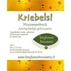 Berghoeve - Kriebels 20 liter