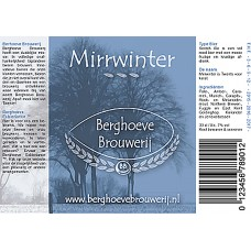 Berghoeve - Mirrwinter 20 liter
