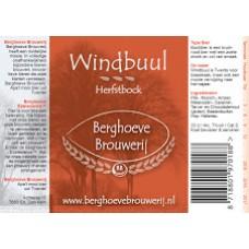 Berghoeve - Windbuul  20 liter