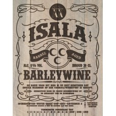 Bierboom - Isala Barley wine 24*30cl