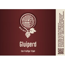Hommeles - Gluiperd 24*33 cl.