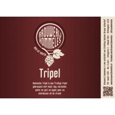 Hommeles - Tripel 24*30
