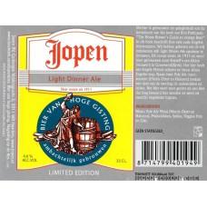 Jopen - Light dinner ale 24*33
