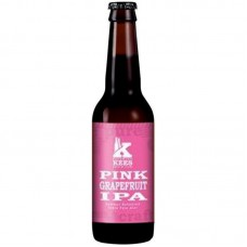 Kees! - Pink grapefruit 12*33cl