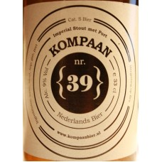 Kompaan - Kompaan 39 Bloedbroeder;   24*33