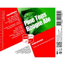 Leidsch - Pine top boogie ale 20 ltr.