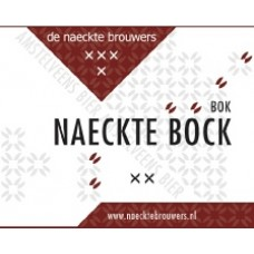 Naeckte Brouwers - Naeckte Bok 20 ltr