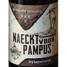 Naeckte Brouwers en Pampus - Naeckt voor Pampus 24*33